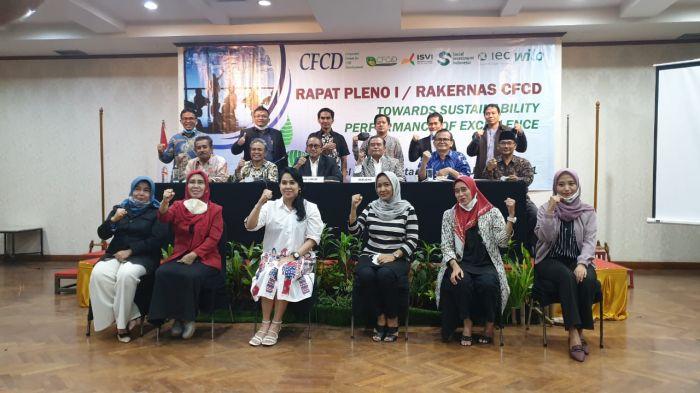 CFCD Mulai Siapkan Perhelatan Indonesia SDGs Award 2021