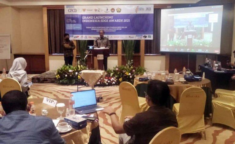 Penganugerahan ISDA 2021 Memiliki Sisi Strategis Dalam Kemajuan Pembangunan