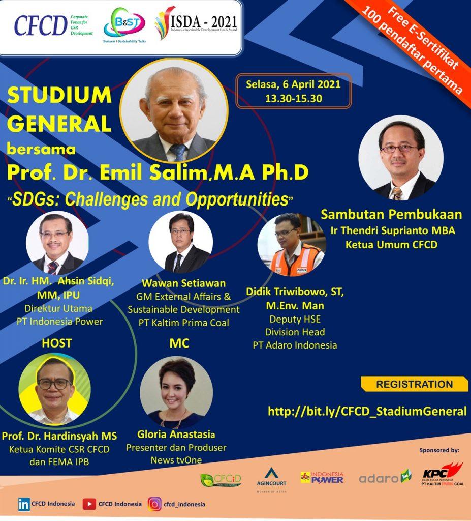 EVENT SUPER BEST – STUDIUM GENERAL TAHUN 2021 (free 100 e-certificate)