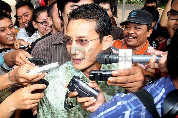 Sandiaga Optimistis Parekraf Jadi Lokomotif Indonesia Wujudkan SDGs